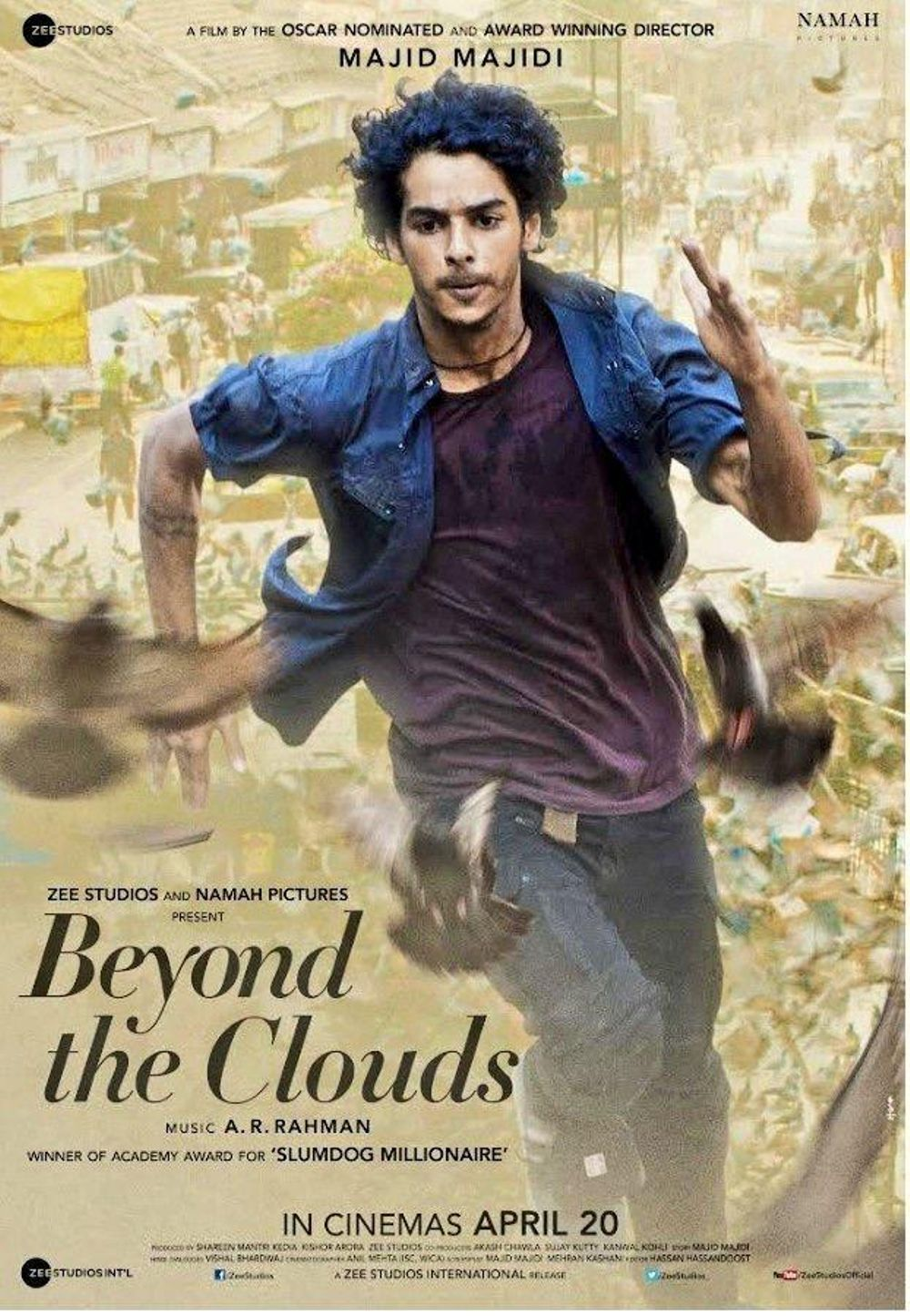 Beyond The Clouds Movie Review Hindi Movie Review