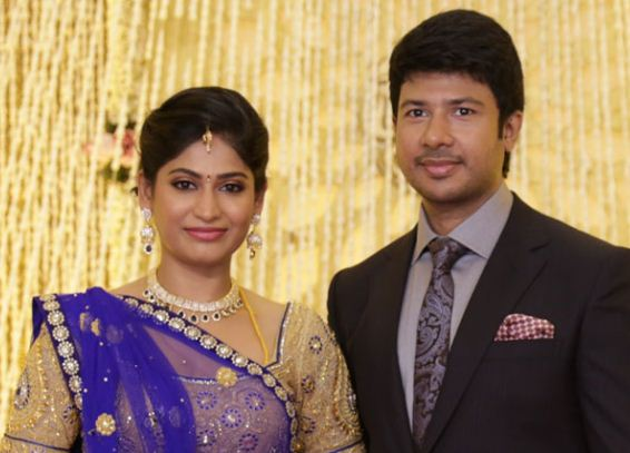 Chennai 28 Vijayalakshmi Becomes A Mother!