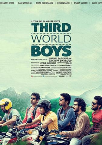 Third World Boys Movie Review Malayalam Movie Review