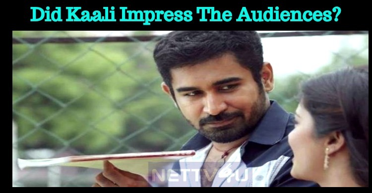 Did Kaali Impress The Audiences?