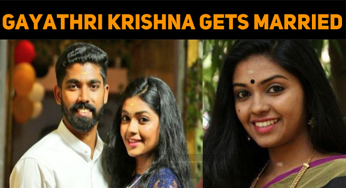 Vijay Sethupathi Movie Heroine Enters Into The Wedlock!