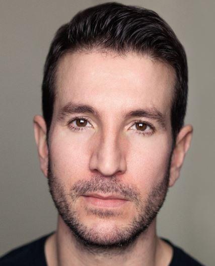 Alex Michaelides English Actor