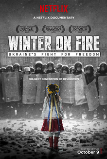 Winter On Fire Movie Review