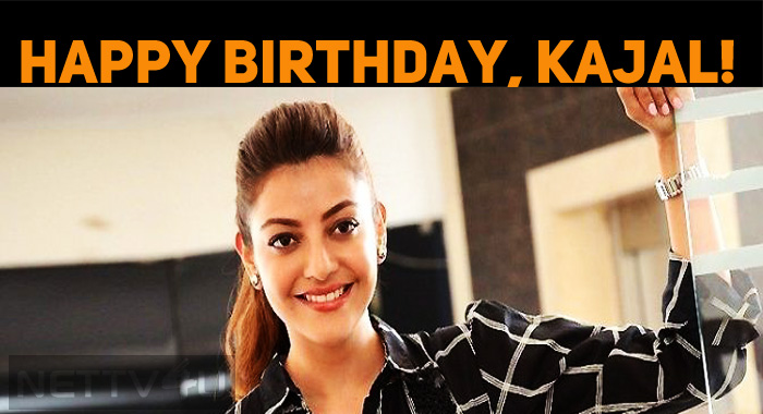Happy Birthday, Kajal!