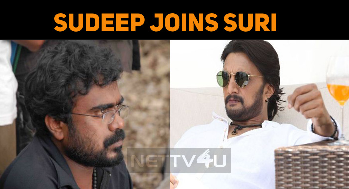 Sudeep To Join Duniya Suri In His Next?