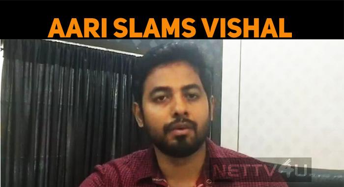 Why Did Pandavar Ani Split? Aari Explains!