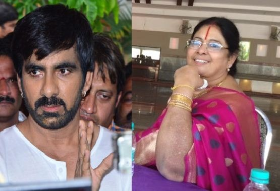 Ravi Teja's Mom Speaks About Two Of Her Sons!