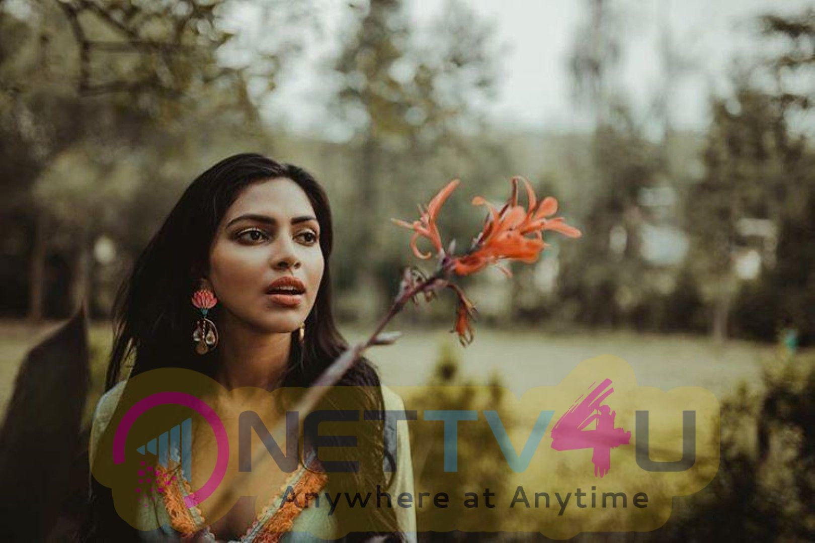 Amalapaul Unseen Collections Stills