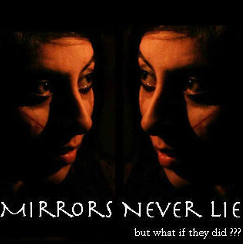Mirrors Never Lie… But What If They Did? Movie Review English Movie Review