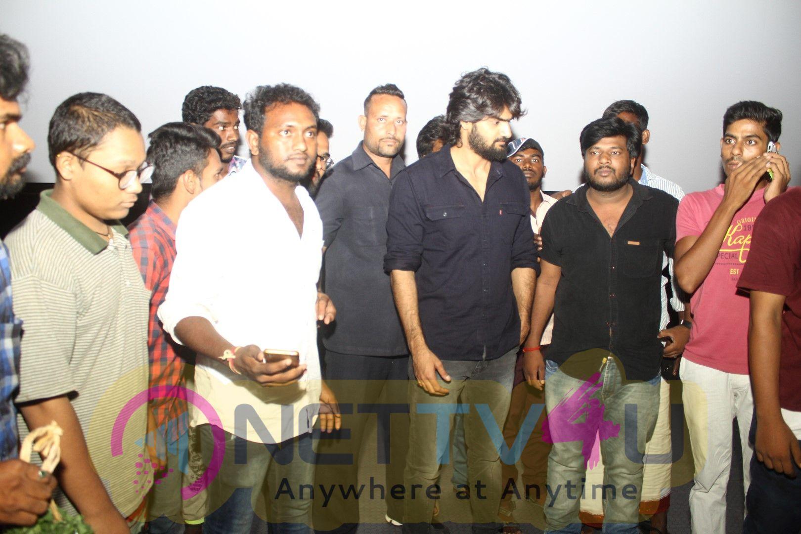 RX100 Success Tour At Naidu Peta C.S.Teja Theatre Lovely Images
