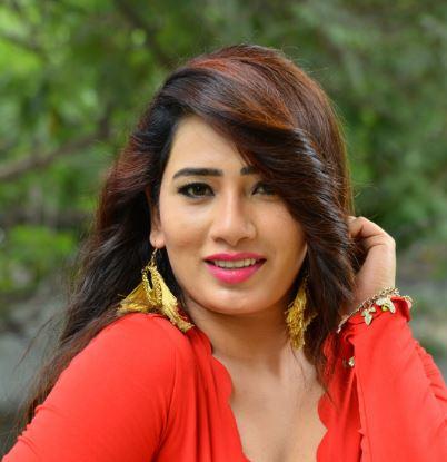 Sanjana Naidu. Kannada Actress