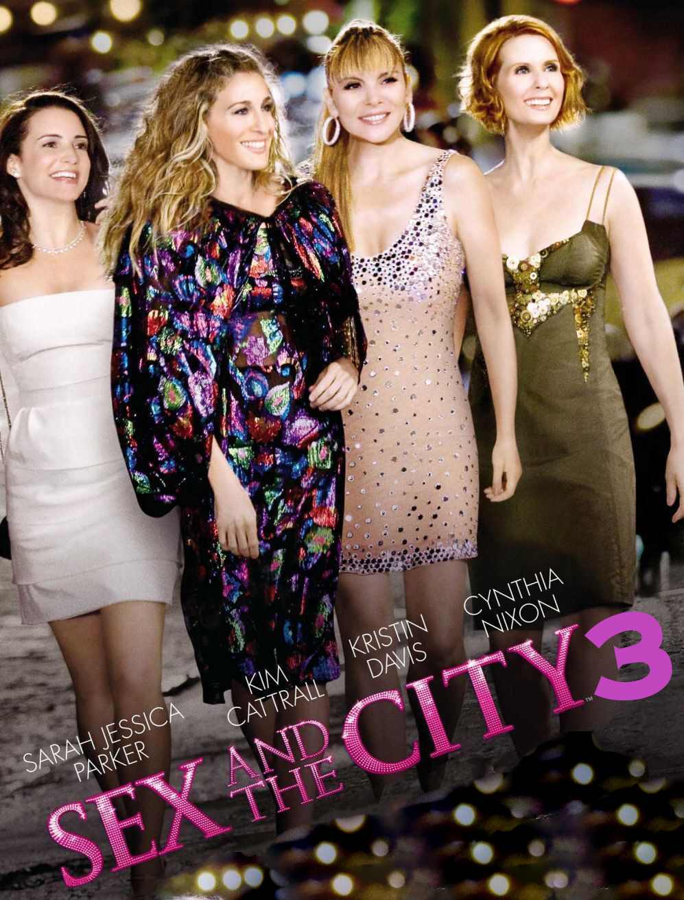 Sex And The City 3 Movie Review English Movie Review