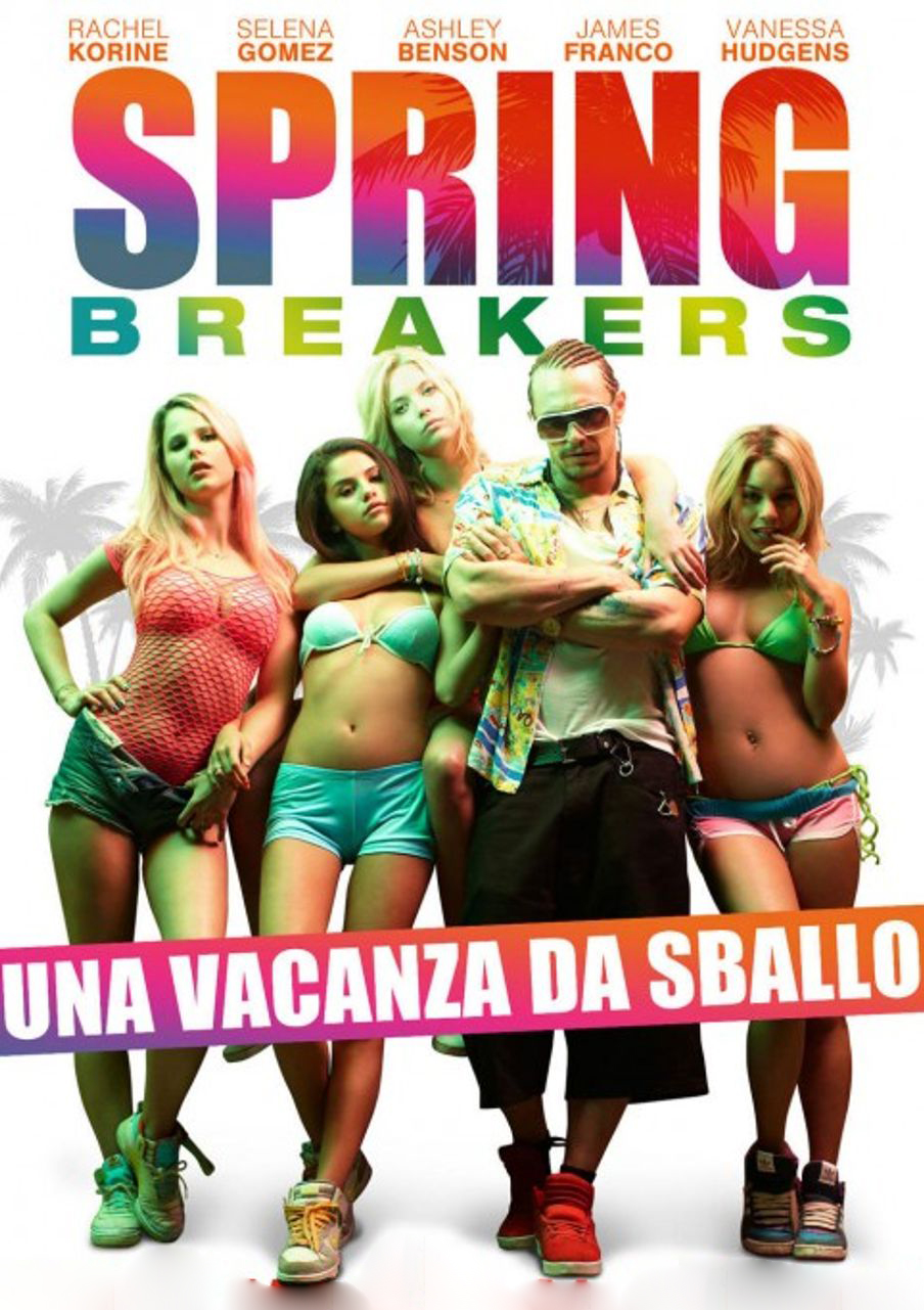 Spring Breakers Movie Review English Movie Review