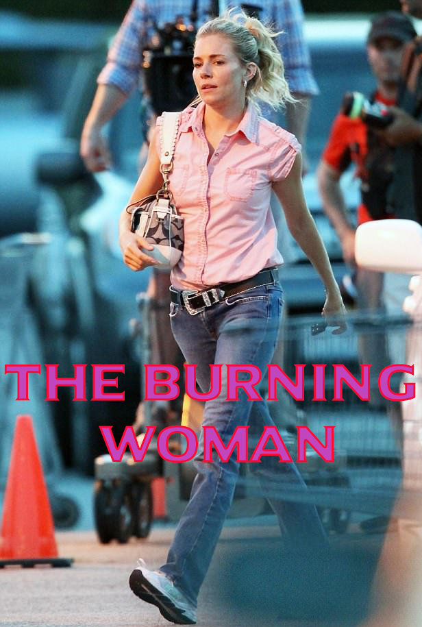 The Burning Woman Movie Review English Movie Review