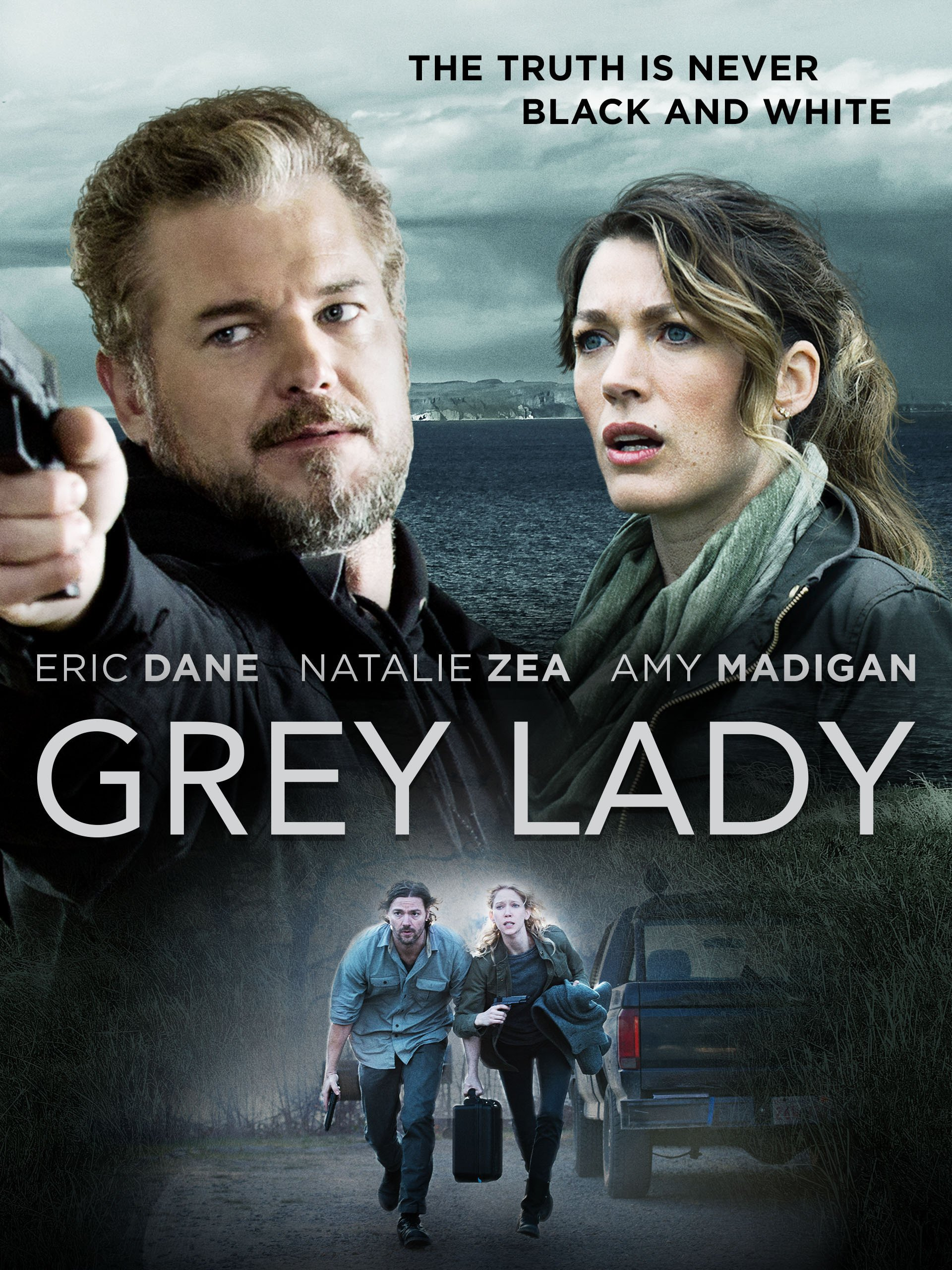 The Grey Lady Movie Review English Movie Review