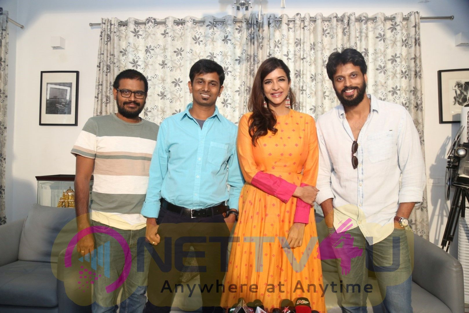 Wife Of Ram Movie Press Meet Stills