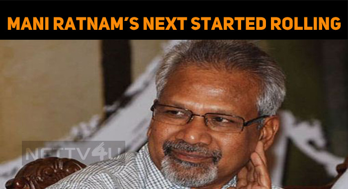Mani Ratnam's Next Rolls On The Floors!