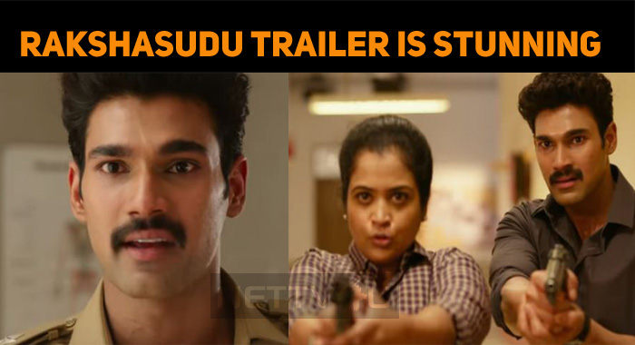 Rakshasudu Trailer Is Trending Online!