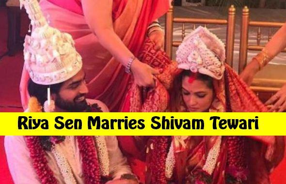 Bharathiraja Heroine Ties The Knot At 36!