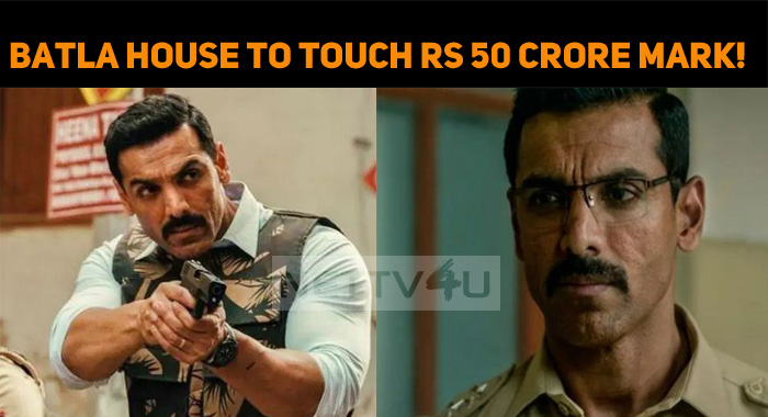 Batla House To Touch Rs 50 Crore Mark!