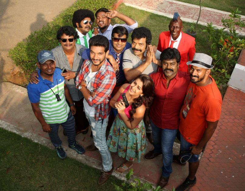 Hara Hara Mahadevaki Director Speaks About The Film!