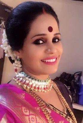 Garima Vikrant Singh Hindi Actress