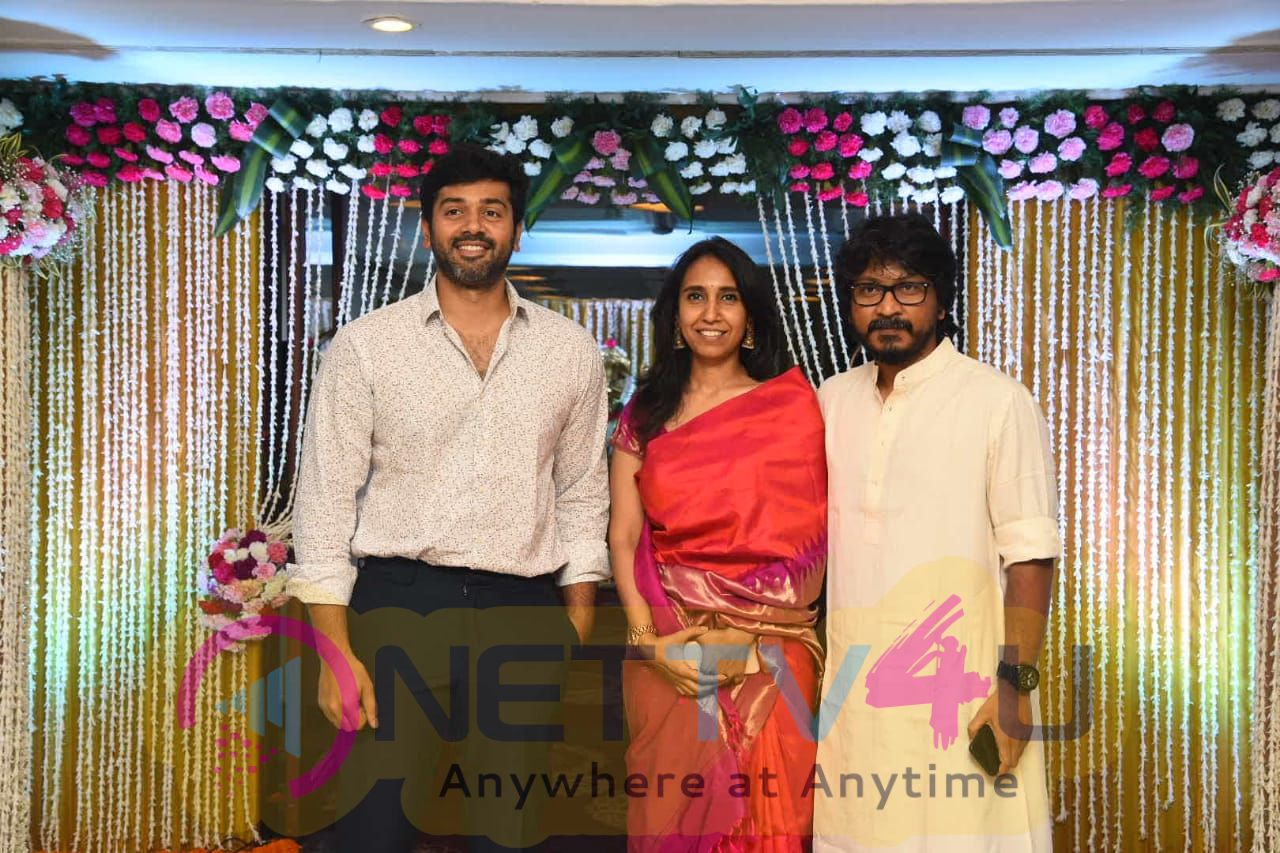 Actress Suja Varunee And Sivakumar Wedding Stills Tamil Gallery