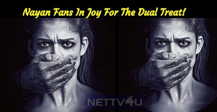 Nayanthara Fans Jump Out Of Joy For The Dual Treat!