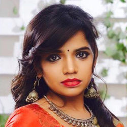Pradeepa Muthu Tamil Actress