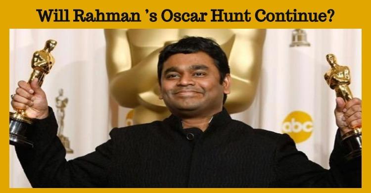 Will Rahman's Oscar Hunt Continue?