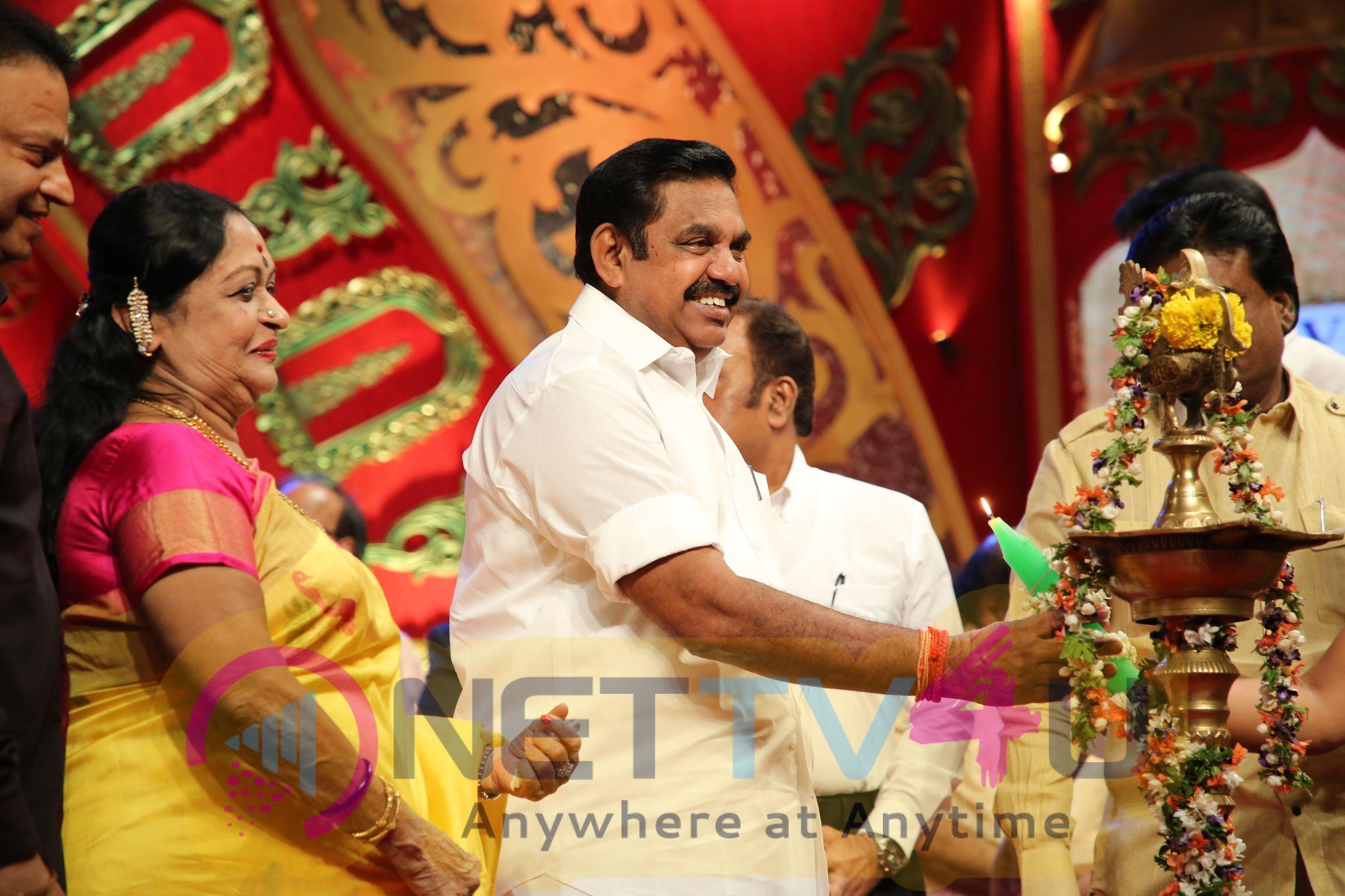 Chennaiyil Thiruvaiyaru Season 14 Inauguration Images