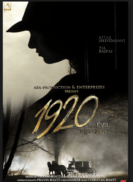 1920 Evil Returns Hindi Movie Review