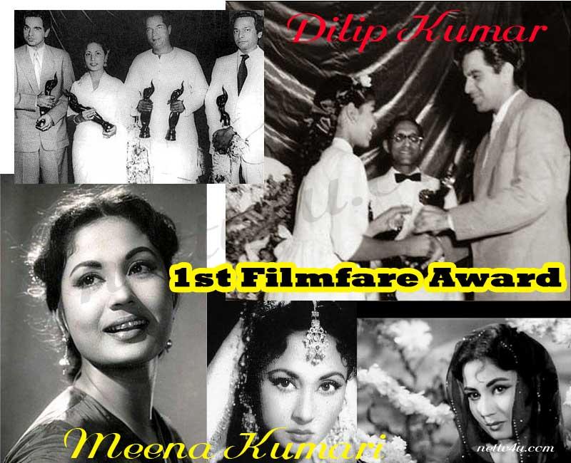 1st Filmfare Award