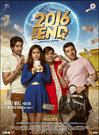 2016 The End Movie Review Hindi Movie Review