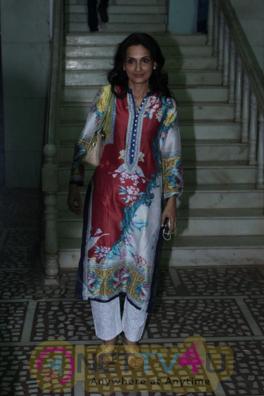 Cintaa, Impaa & IFTDA Paying Tribute To Om Puri Photos