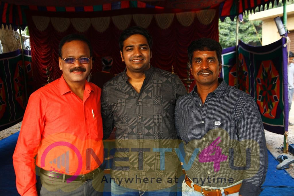 Boomerang Movie Pooja Photos