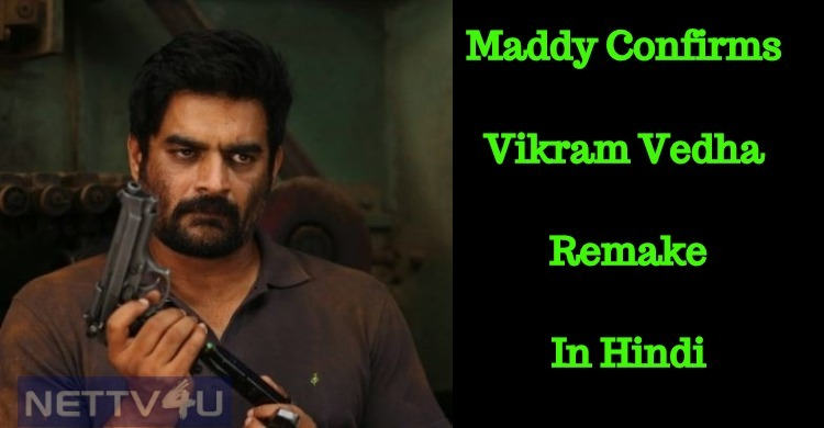 Madhavan Confirms His Presence In Vikram Vedha Remake! Tamil News