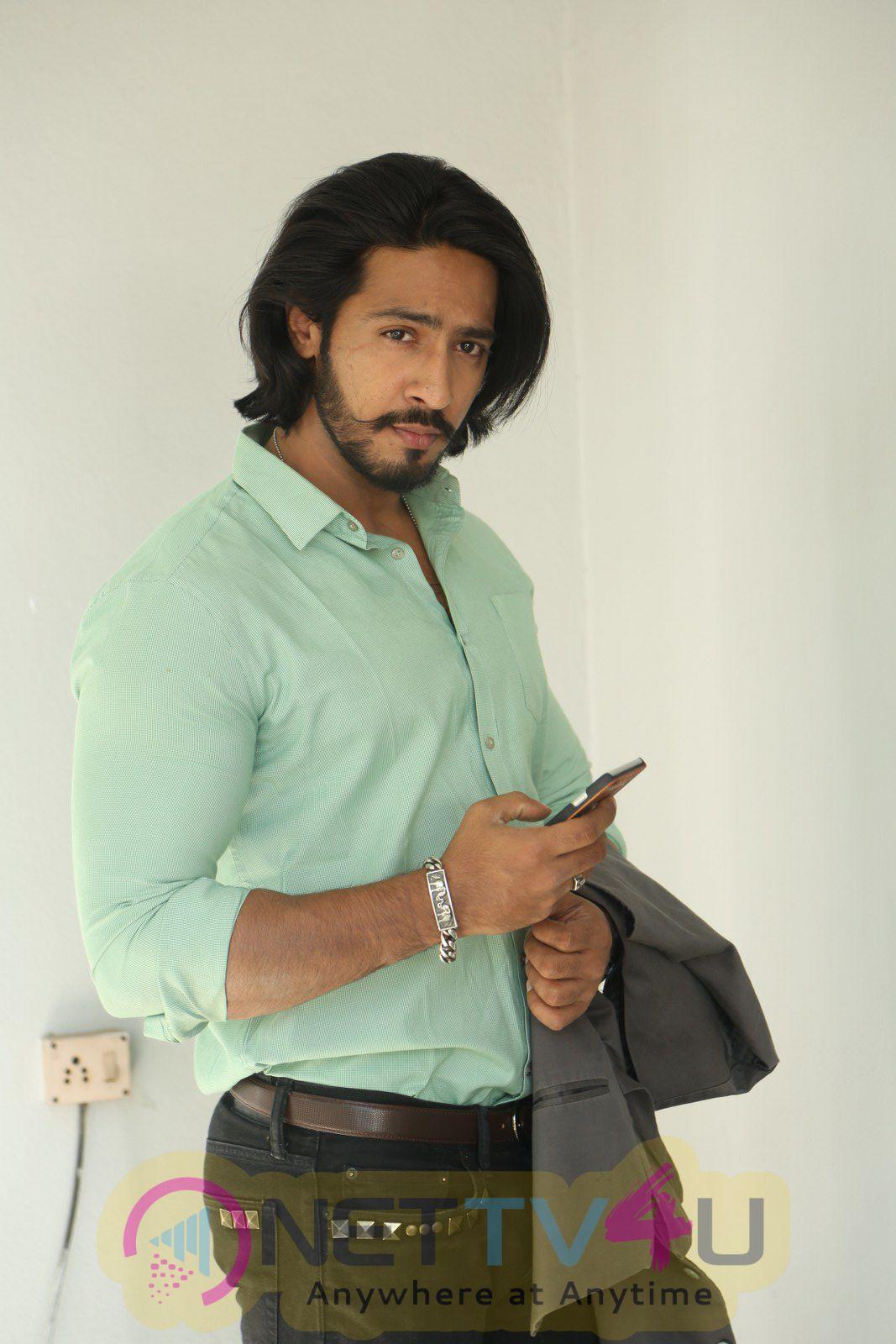 S3 Movie Villain Thakur Anoop Singh Interview Photos