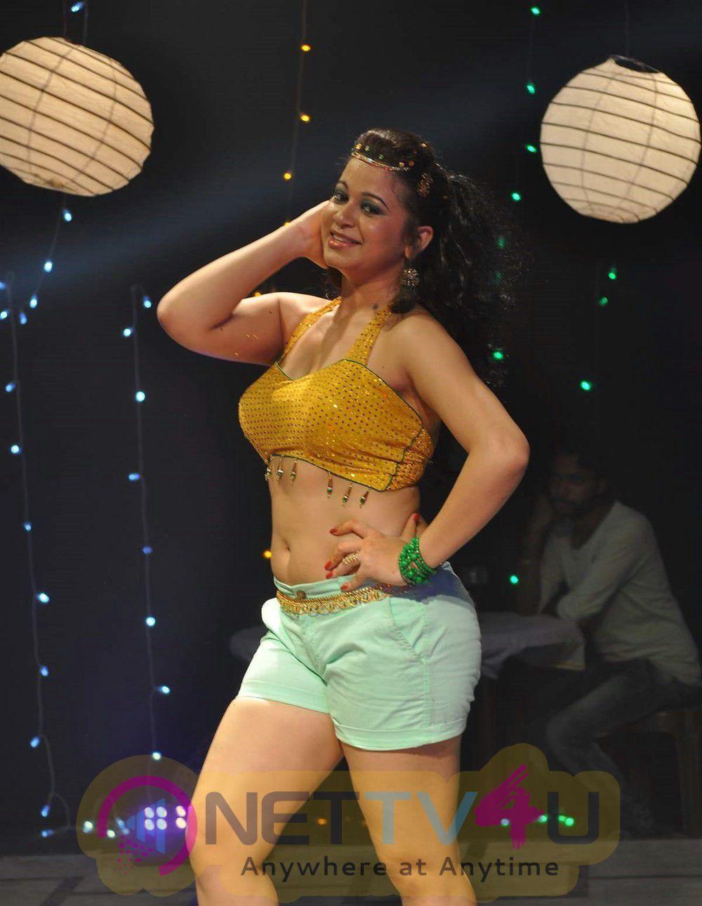 Tamil Actress Priya Asmitha Hot Stills