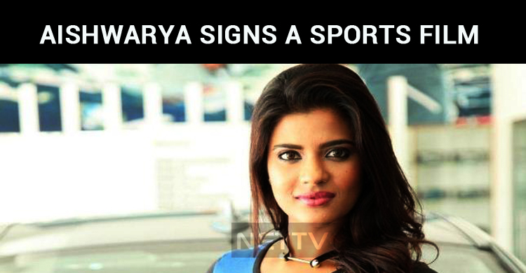 Aishwarya Rajesh Joins Yet Another Sports Movie!