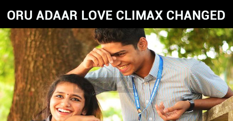 It's A Climax Change For Oru Adaar Love!