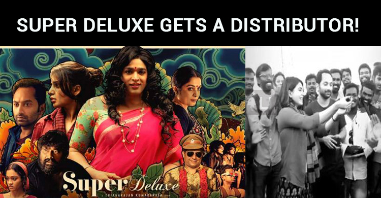 Vijay Sethupathi's Super Deluxe Gets A Distributor!