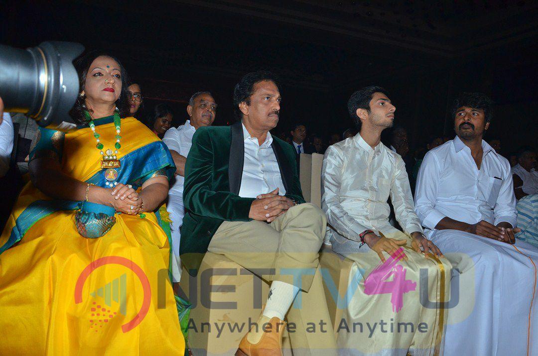 Stills Of Pride Of Tamil Nadu Award 2017