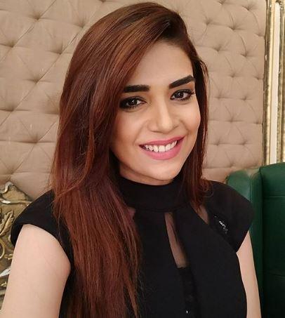Anjum Fakih Hindi Actress
