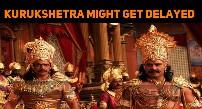 Darshan's Kurukshetra Might Suffer A Delay Due To Parliament Polls!