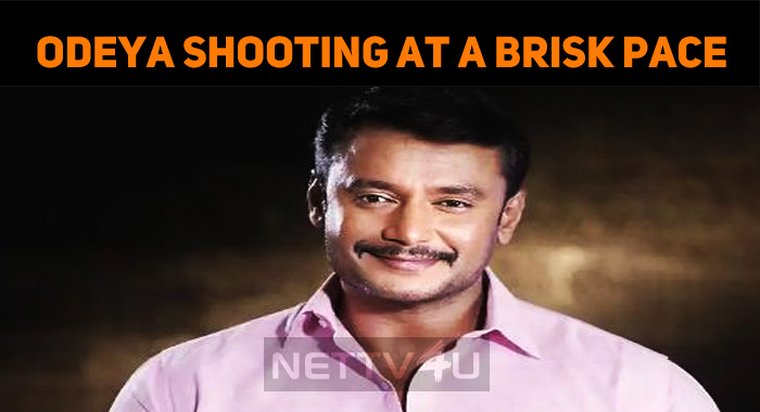 Darshan's Odeya Shooting Updates!