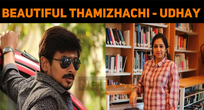 Thamizhachi Is A Beautiful Candidate; Vote For Her – Udhayanidhi Stalin