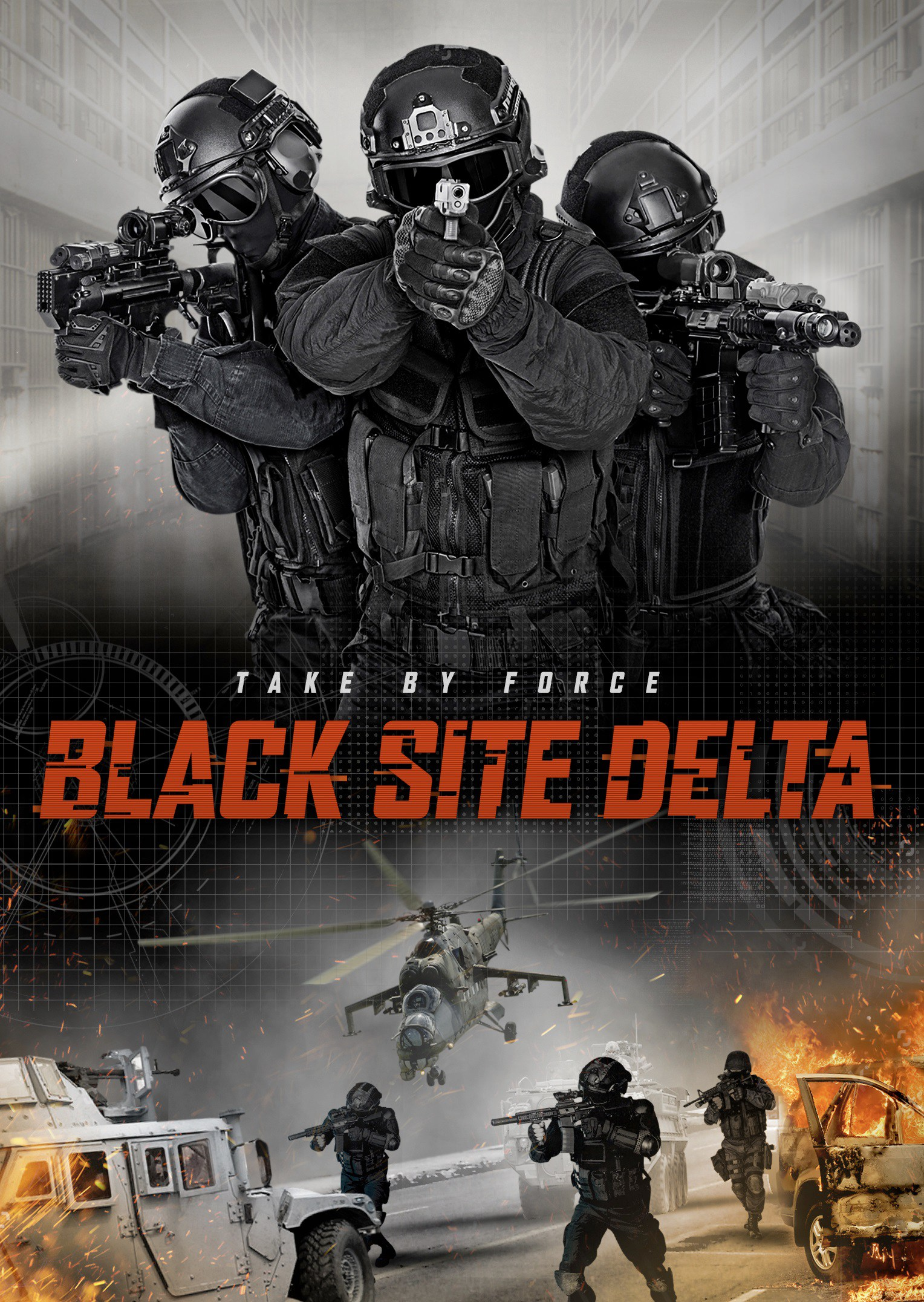 Black Site Delta Movie Review English Movie Review