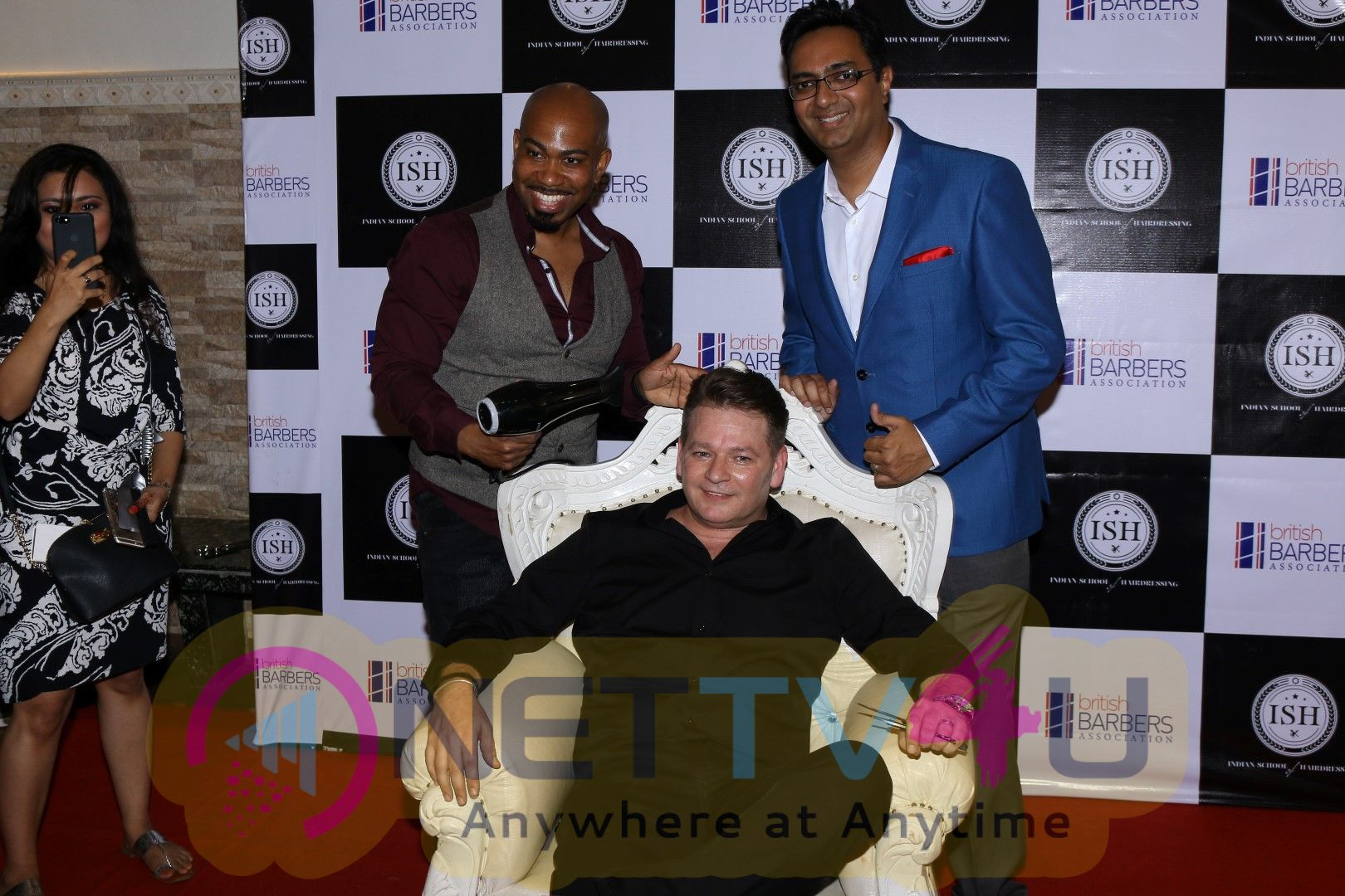 Indias First Hair Styling Event Dedicated To Mens Grooming