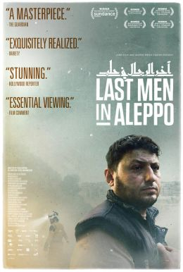 Last Men In Aleppo Movie Review